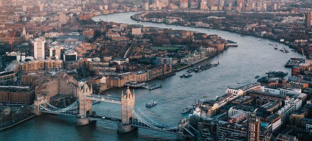 Itinerario Europa 1 Mes Londres Tower Bridge