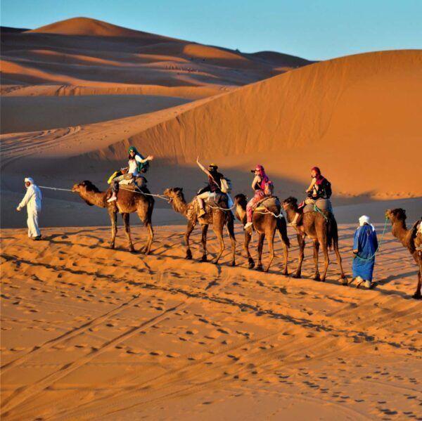 Viaje al desierto Marruecos