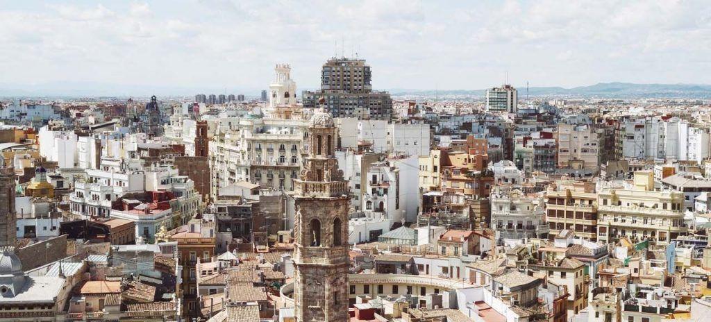 Viaje a España en Verano valencia