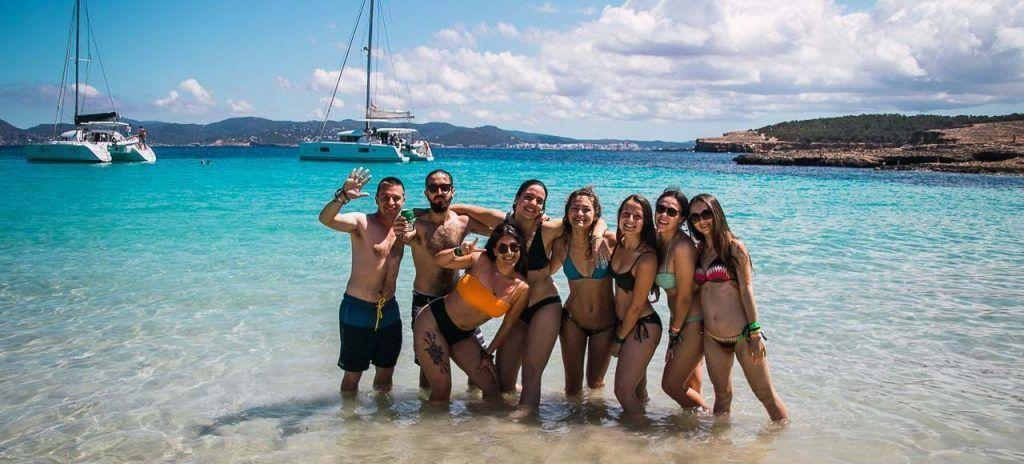 itinerario europa 1 mes ibiza playa formentera