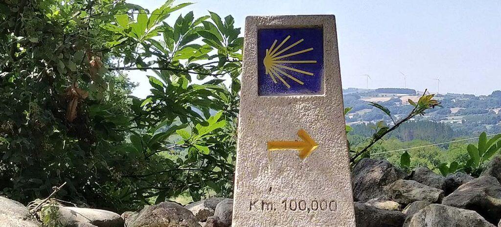 Camino de Santiago Flechas