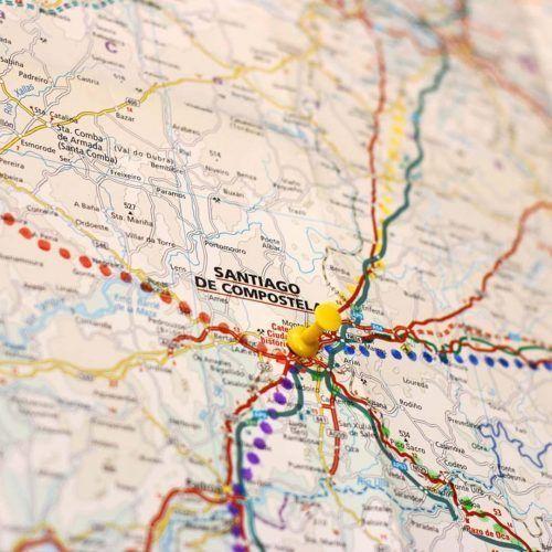 Camino de Santiago donde empieza