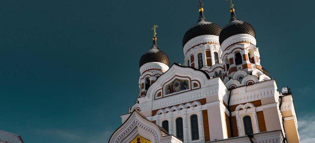 Alexander Nevski que ver en Tallin