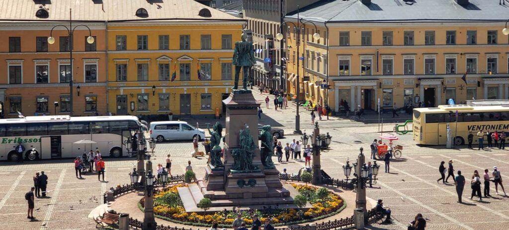 Helsinki que ver Plaza