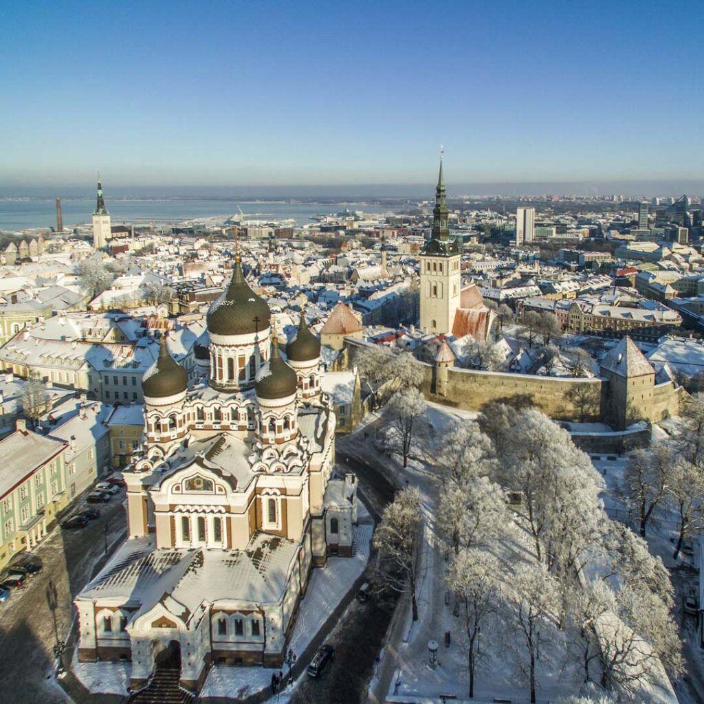 Que ver en Tallin Estonia