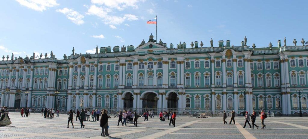 San Petersburgo Hermitage