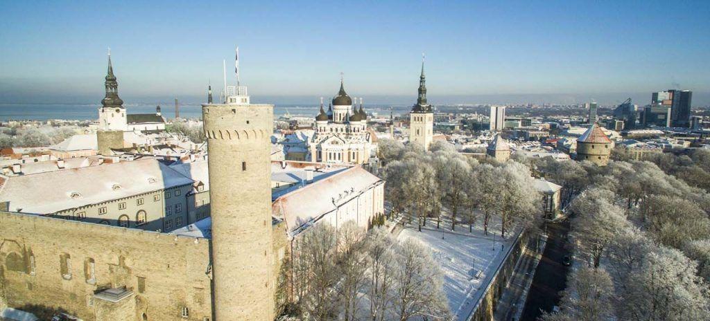 Qué visitar en Tallin Estonia