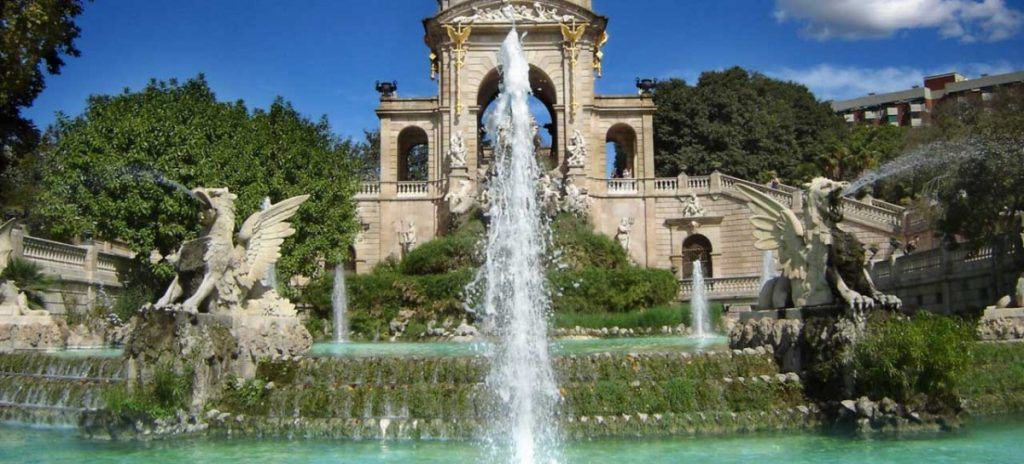 Barcelona Parque Ciudadela