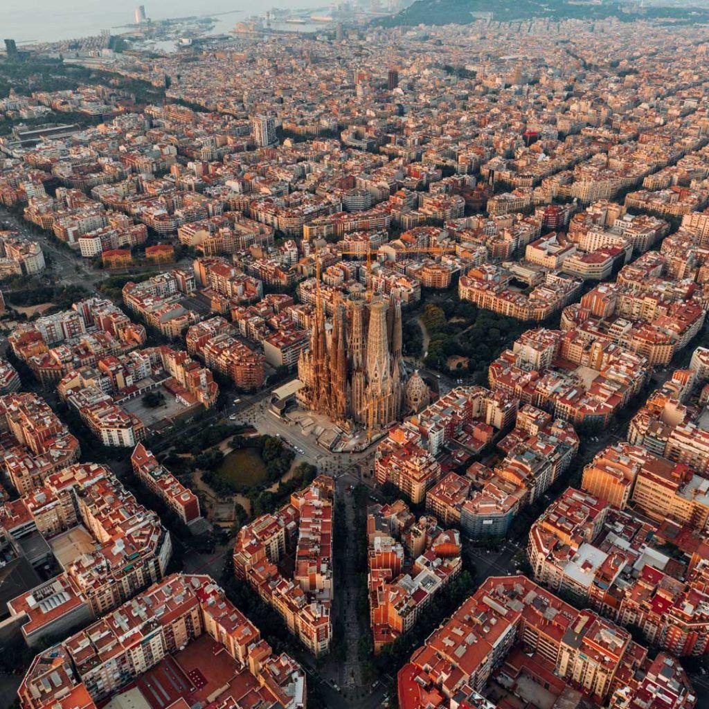 dónde vivir en Barcelona estudiantes