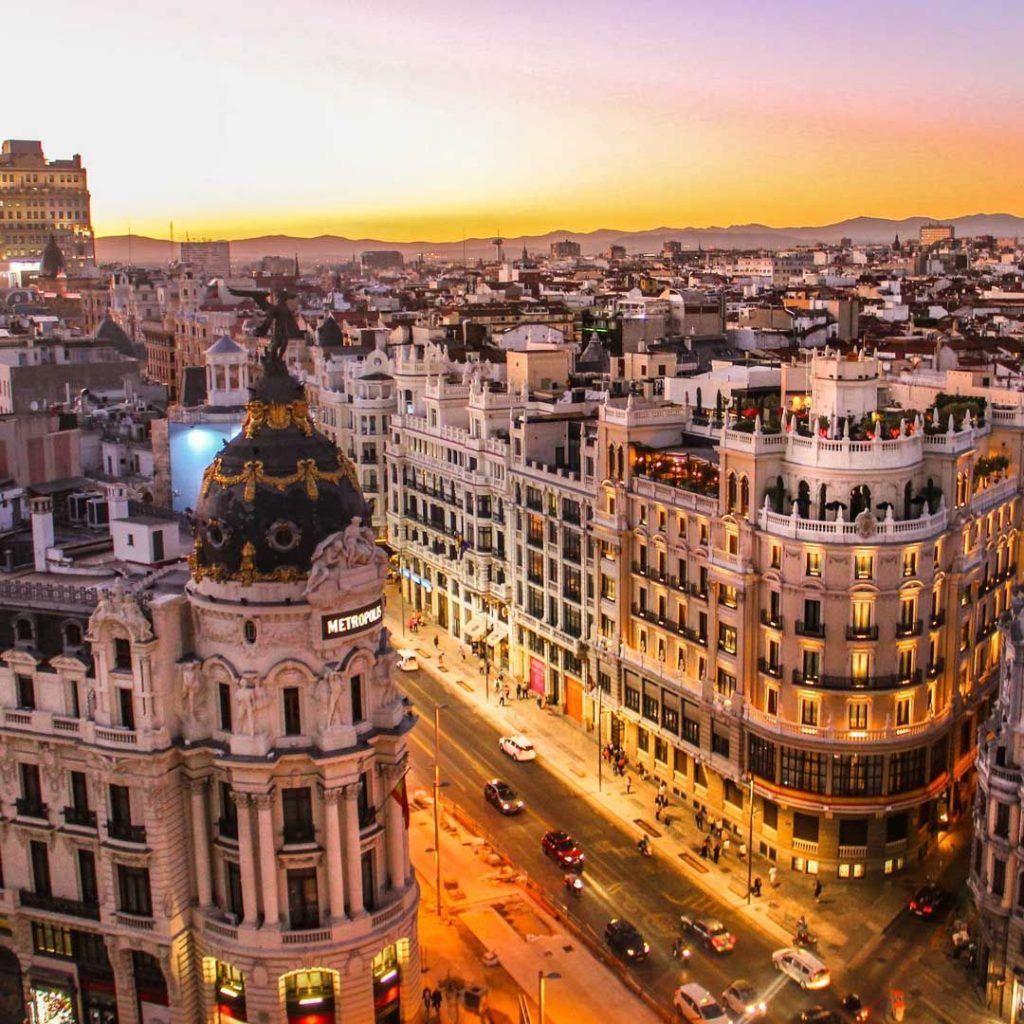 dónde vivir en Madrid estudiantes