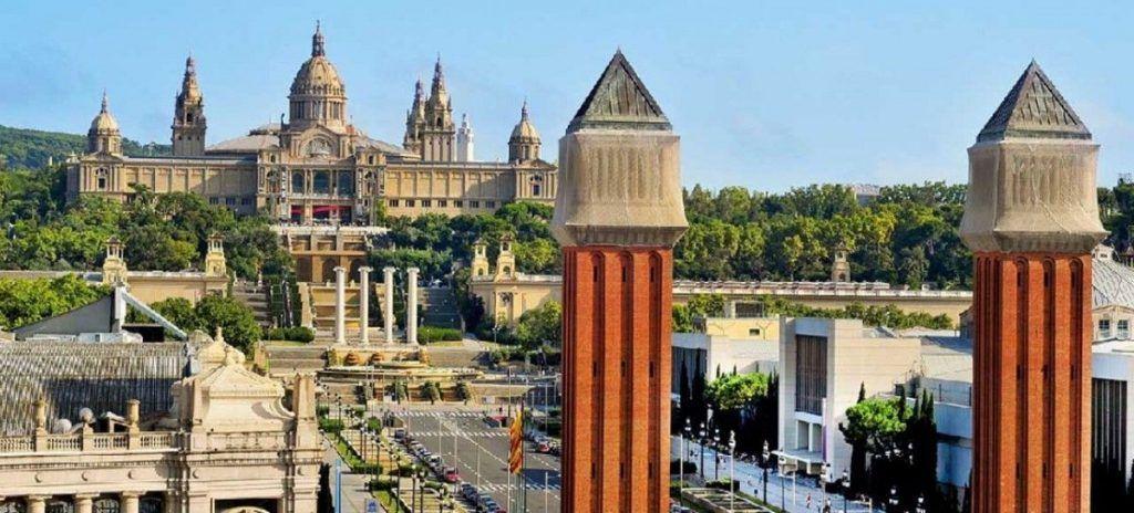 Barcelona Sants Monjuic