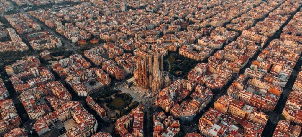 Viaje a España en Verano Barcelona