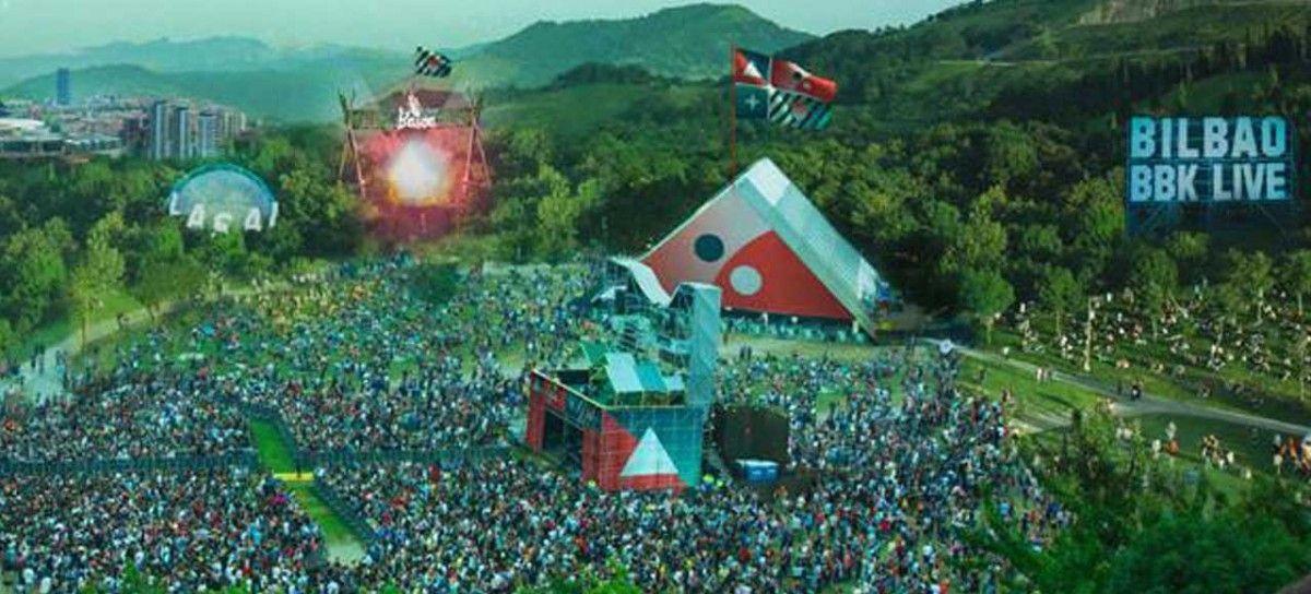 España Bilbao BBK Live Festival