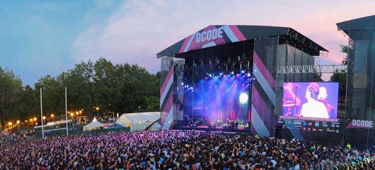 Madrid Festival DCODE