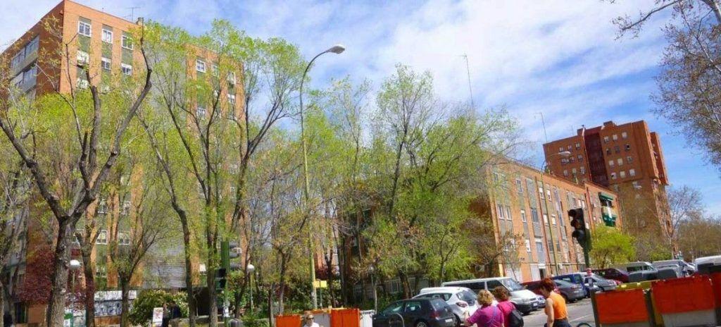Madrid Barrio Vallecas
