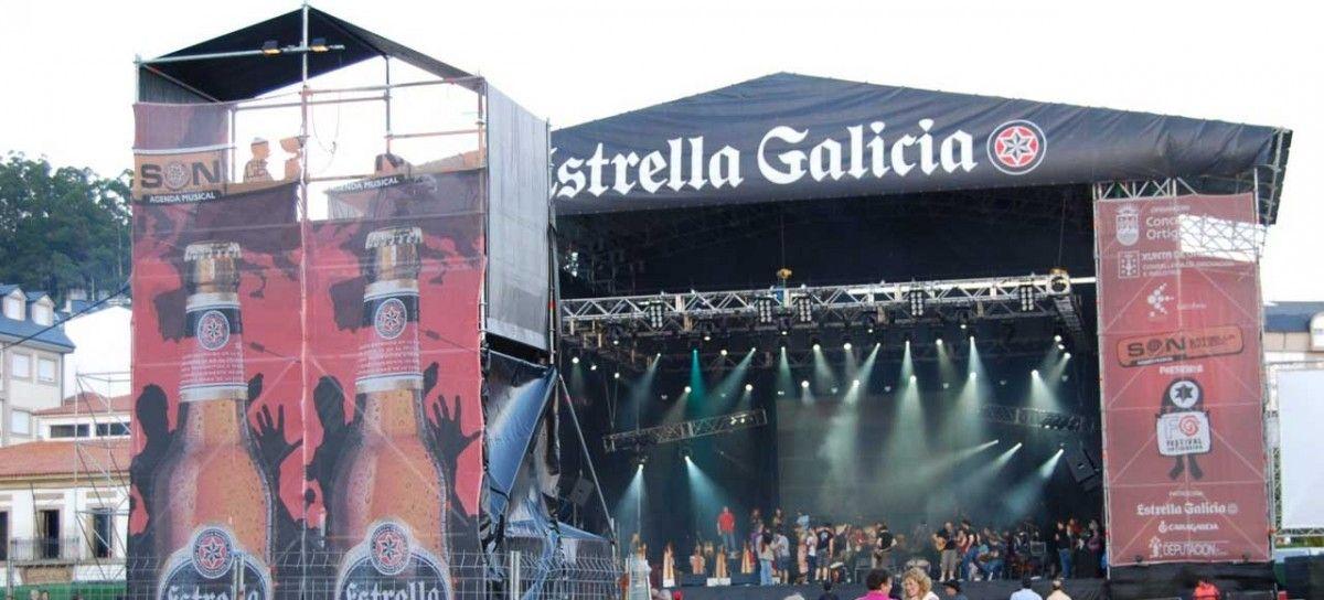 La Coruña Festival Ortigueira