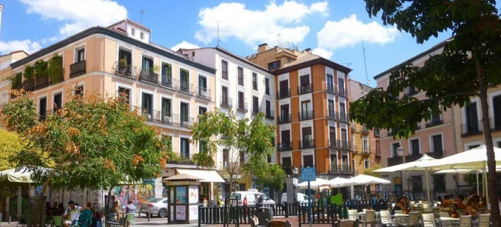 Donde vivir en Madrid Barrio Malasaña