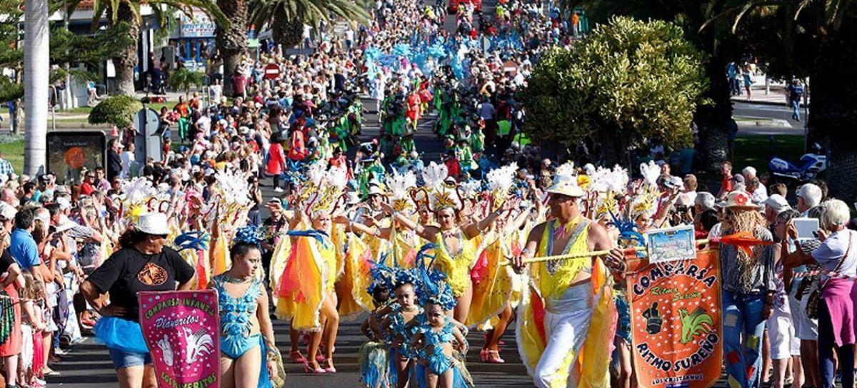Carnavales de Tenerife