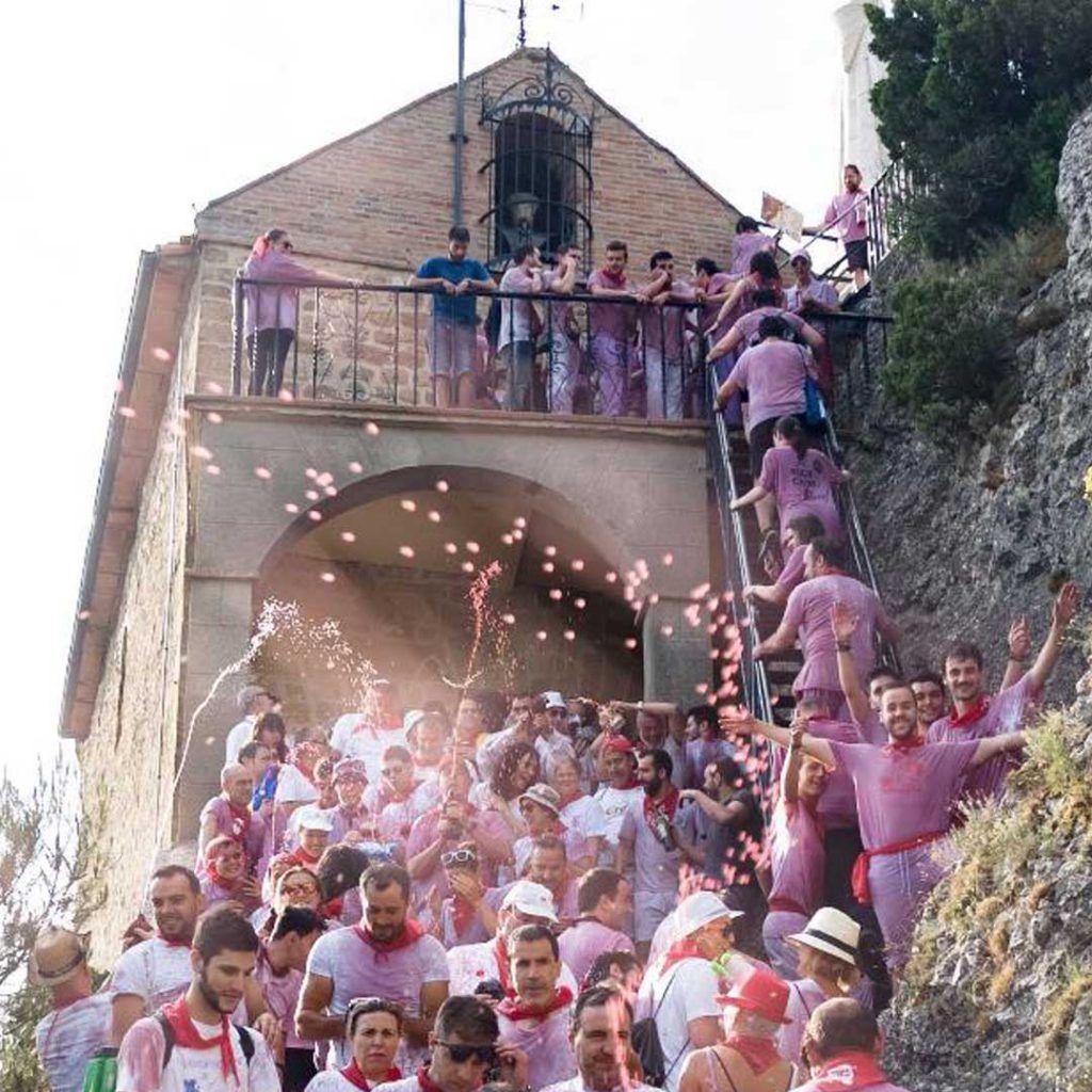 España Haro La Rioja Batalla del Vino