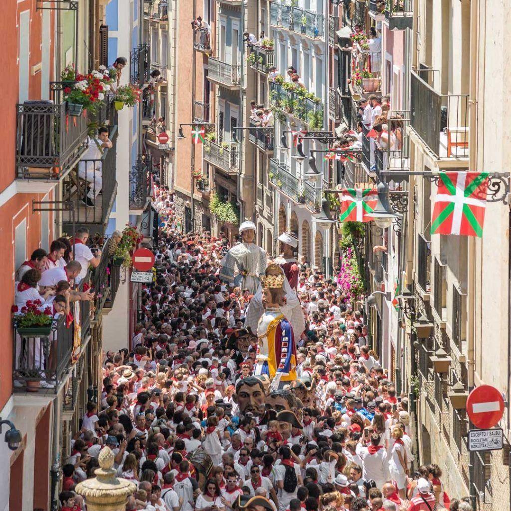 España Pamplona San Fermin