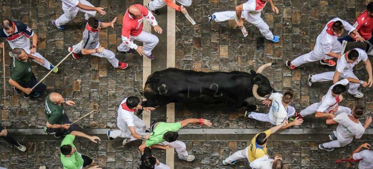 España Pamplona San Fermin Corrida de Toros