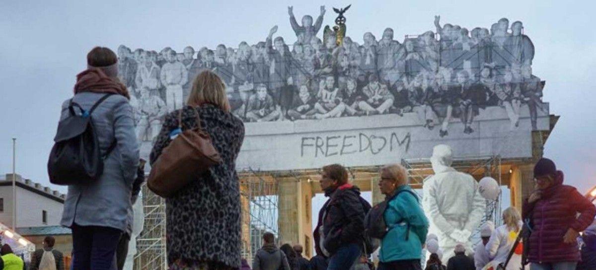 Festival de la Reunificación Berlín