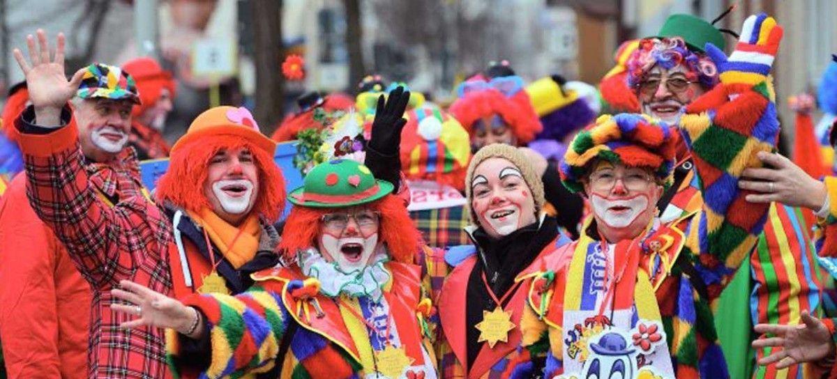 Carnaval Colonia Fiestas Europa