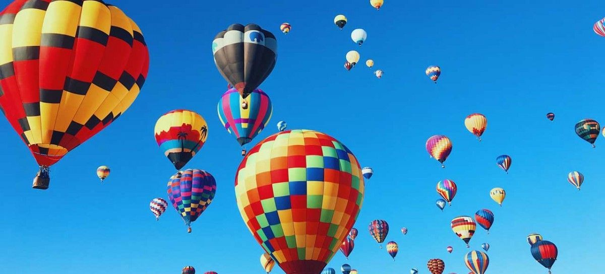 Air ballons Chambley