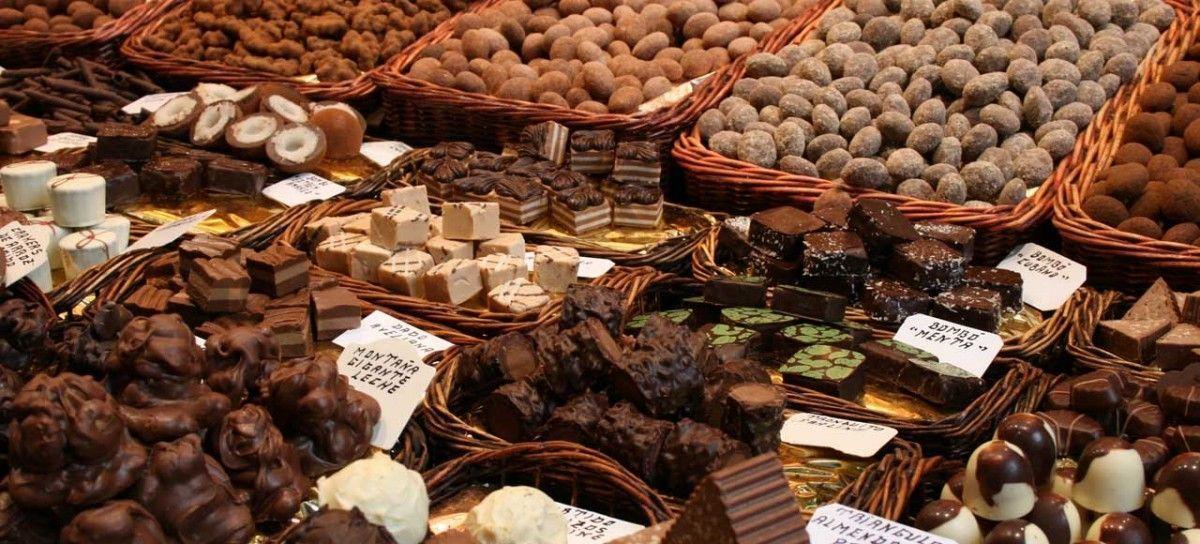 Festival de Chocolate Perugia