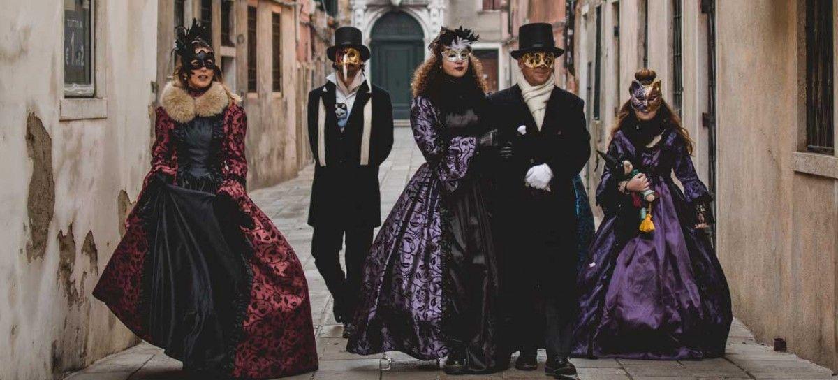 Las mejores fiestas de Europa Carnaval Venecia