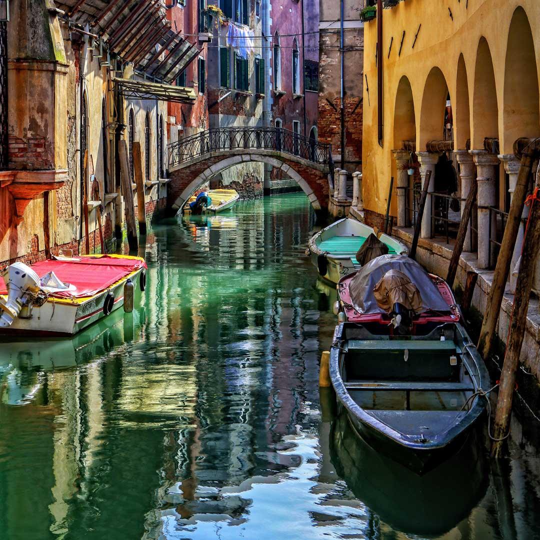 viajes por italia venecia