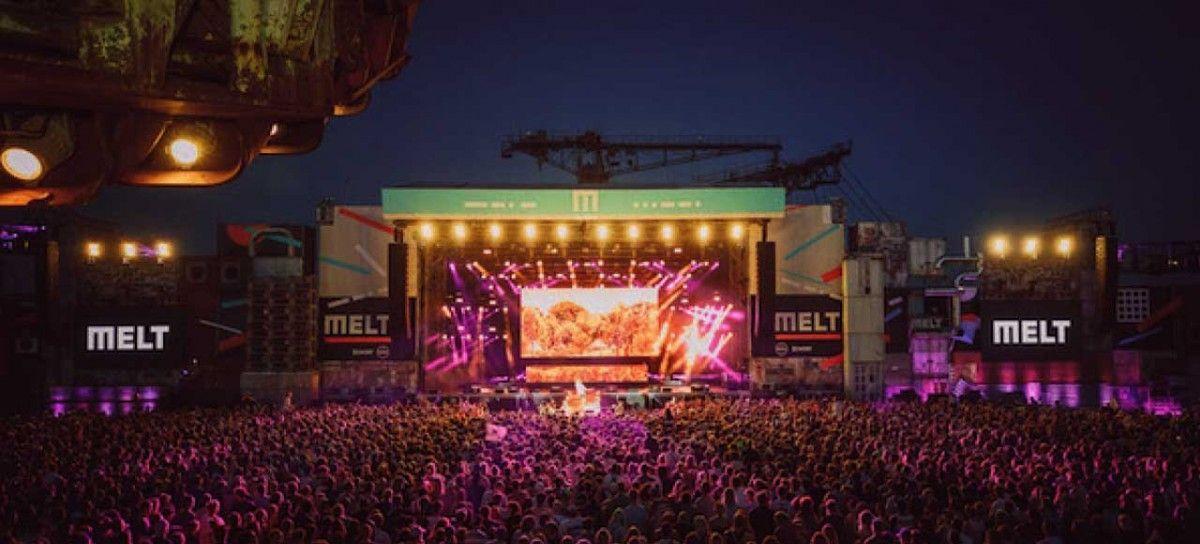 Mejores festivales de Europa Alemania Grafenhainichen Melt