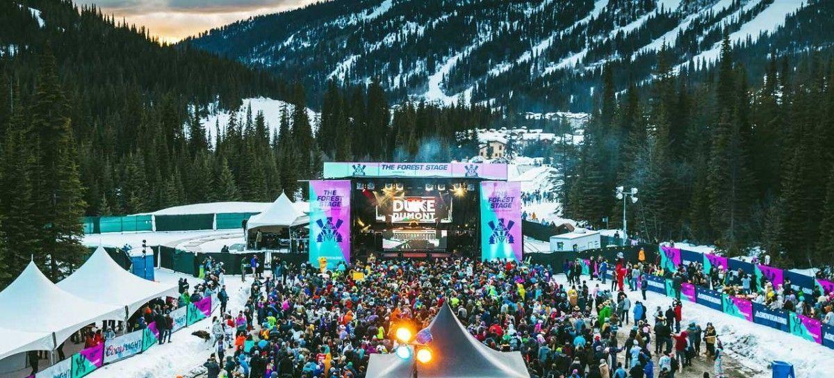 Mejores Festivales de Europa Austria Mayrhofen Snowbombing