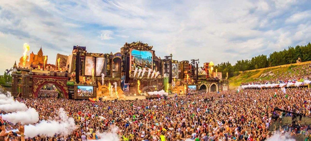 Mejores Festivales de Europa Tomorrowland Belgica