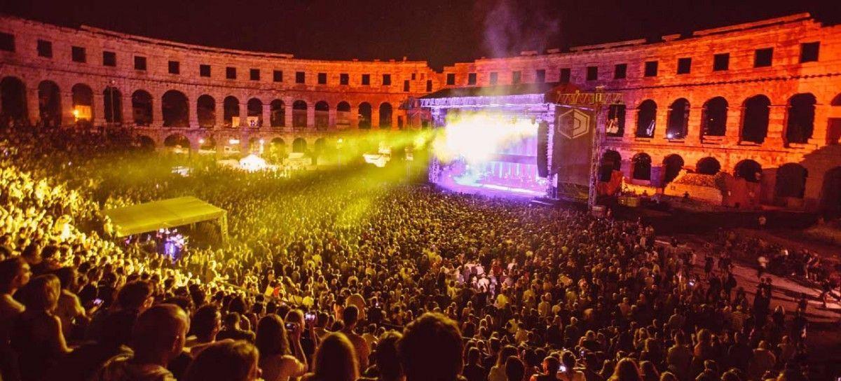Mejores festivales de Europa Croacia Dimensions