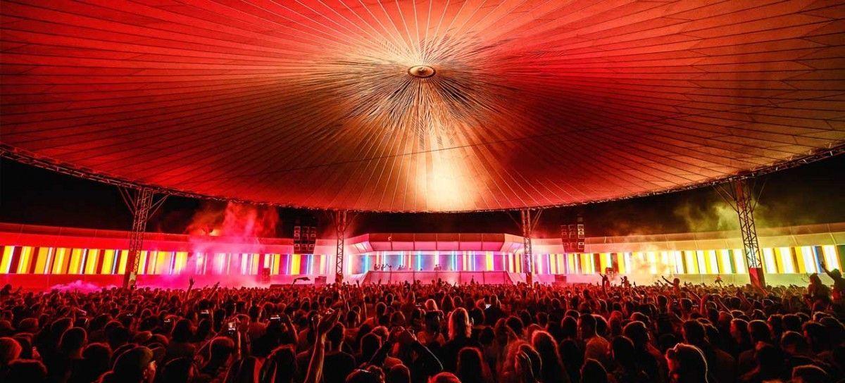 Mejores Festivales de Europa Países Bajos Amsterdam Dekmantel