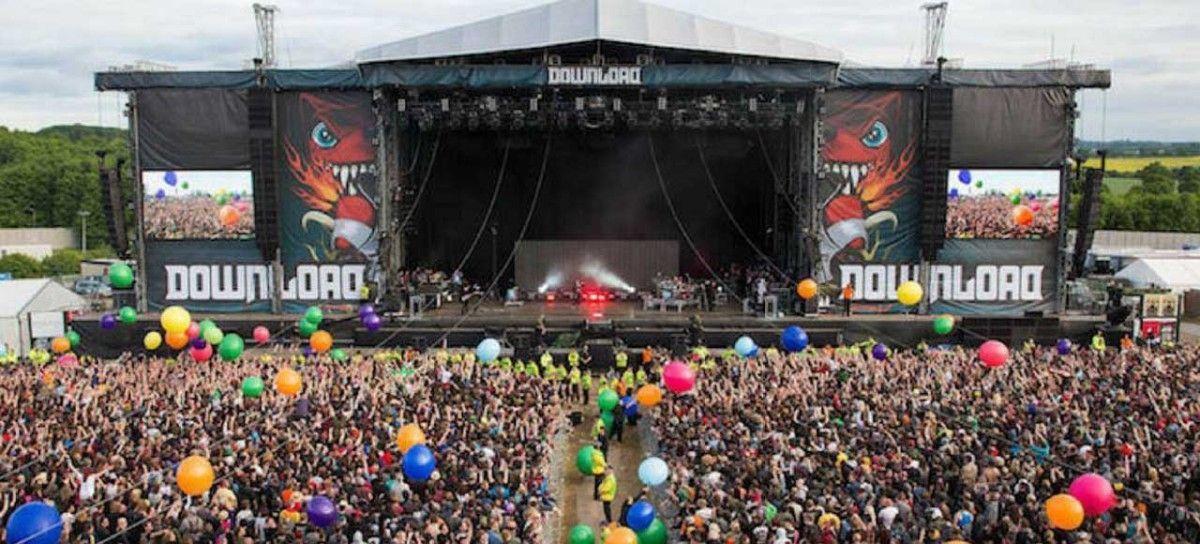 Mejores Festivales de Europa Download Reino Unido derby