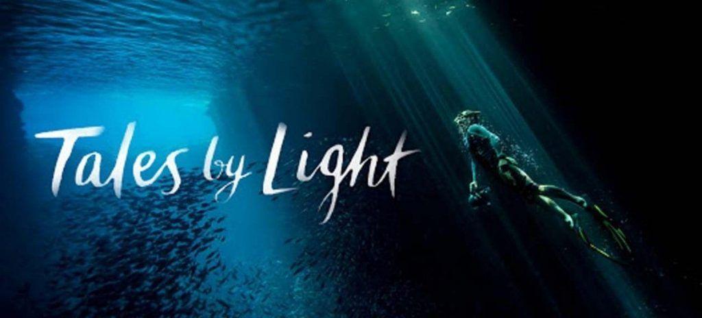 Series de Netflix para viajar Tales by Light