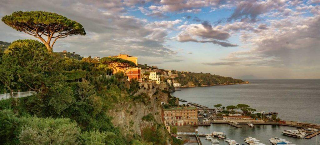 Excursiones desde Nápoles Sorrento
