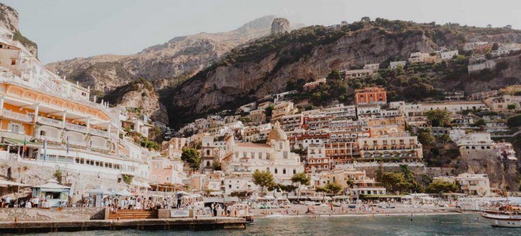 Excursiones desde Nápoles Positano