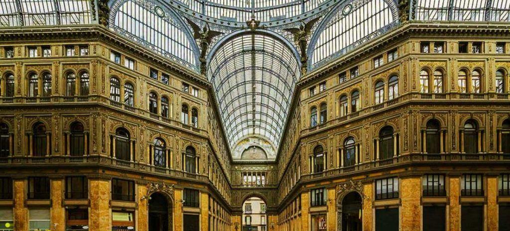 Nápoles Galería Humberto 1