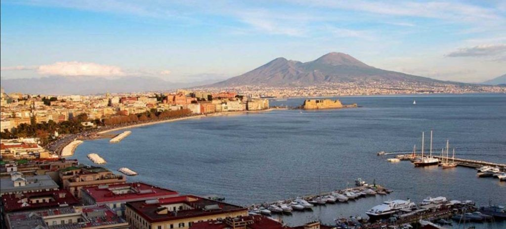 Italia que ver en Nápoles Distrito Posillipo