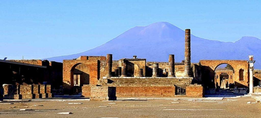 Nápoles Pompeya