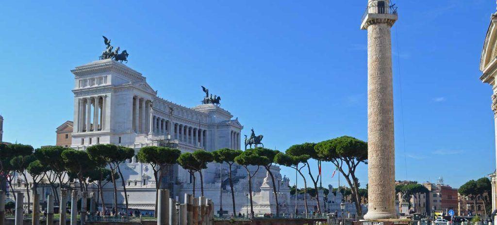 Italia Roma Piazza del Popolo