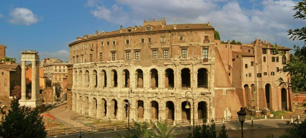 Italia Roma teatro Barcelo