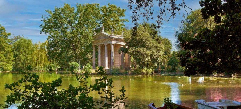 Italia Rincones de Roma Villa Borghese