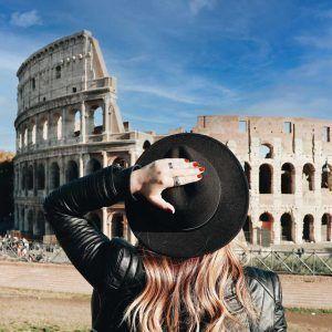 Coliseo Romano Italia