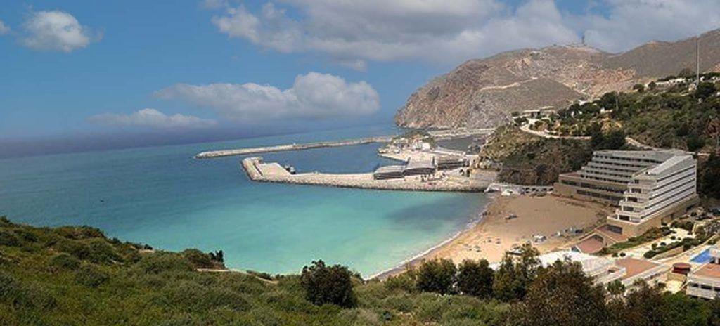 Al Hoceima y Saidia Marruecos