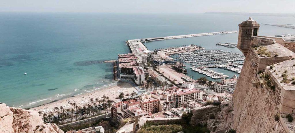 Viaje a España en Verano Alicante
