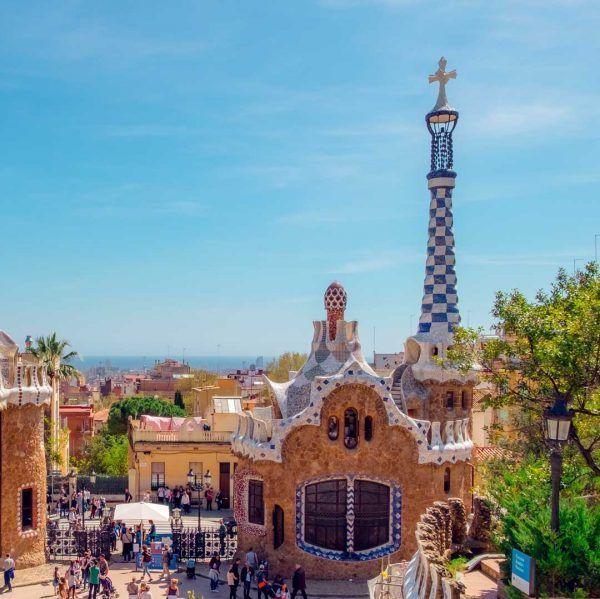 Viaje a Madrid Barcelona 5 días Gaudí